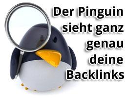 Pinguin Ankertexte