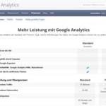 Google Analytics - Mehr Daten nur gegen Geld?